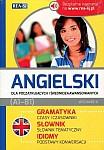 Angielski dla początkujących i średniozawansowanych (poziom A1-B1) Książka