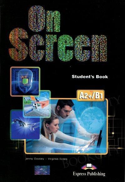 On Screen Pre-Intermediate A2+/B1 podręcznik