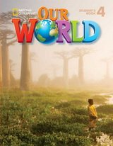 Our World 4 Student's Book + CD-ROM