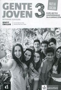 Gente Joven 3 Nueva Edición ćwiczenia