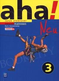 AHA! neu 3 podręcznik
