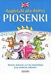 Angielski dla dzieci Piosenki Książka+CD