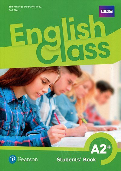 English Class A2+ podręcznik