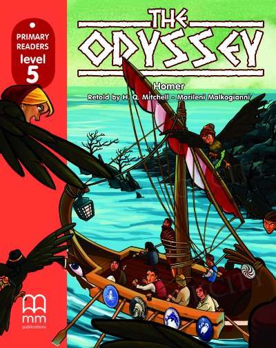The Odyssey Student's Book (with CD-ROM)