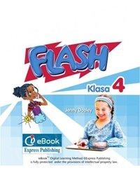 Flash Klasa 4 Interactive eBook (Podręcznik cyfrowy)