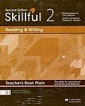 Skillful 2 Reading & Writing Książka nauczyciela Premium Pack