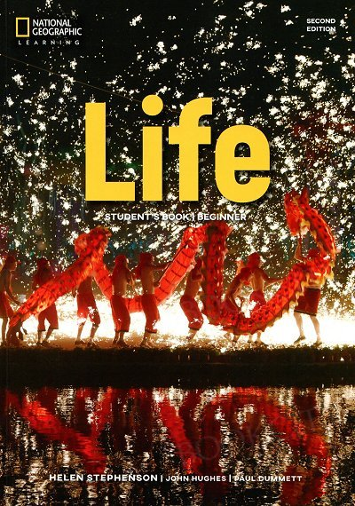 Life 2nd Edition A1 Beginner Student's Book + App code