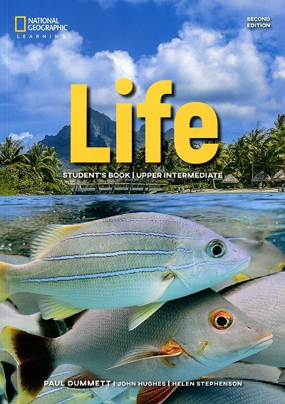 Life 2nd Edition B2 Upper-intermediate Student's Book + App code