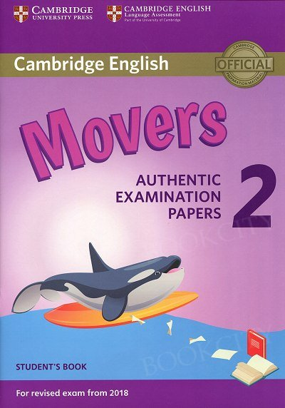 Cambridge English Movers 2 (2018) podręcznik