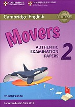 Cambridge English Movers 2 (2018) Student's Book Authentic Examination Papers