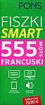 Fiszki Smart 555 słów Francuski