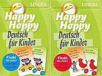 Happy Hoppy Fiszki dla dzieci pakiet niemiecki