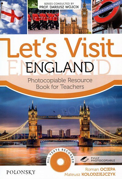Let's Visit England. Photocopiable Resource Book for Teachers.