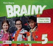Brainy klasa 5 Class CD