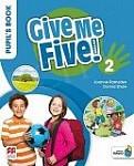 Give Me Five! 2 podręcznik