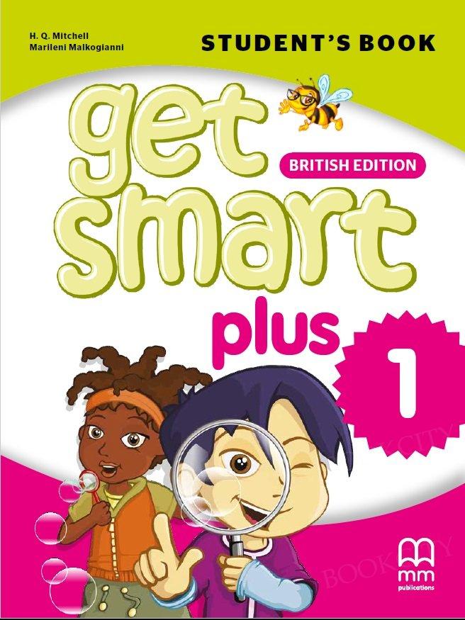 Get Smart Plus 1 podręcznik