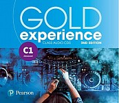 Gold Experience C1 Class Audio CDs