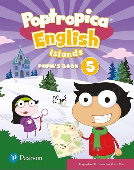 Poptropica English Islands 5 podręcznik
