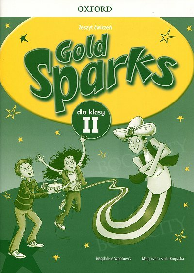 Gold Sparks 2 Materiały ćwiczeniowe