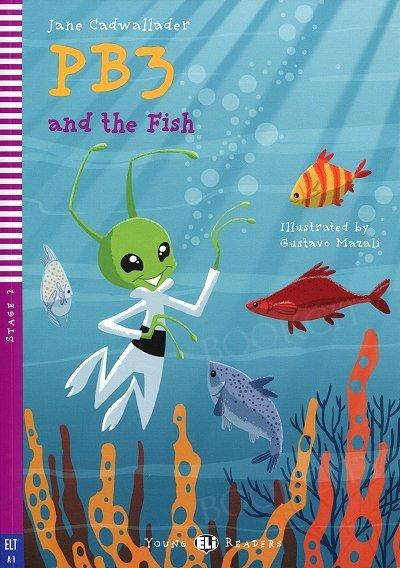 PB3 and the Fish Książka+CD