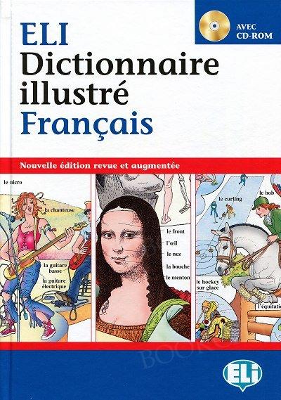 ELI Dictionnaire illustré français + CD-ROM