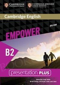 Empower Upper Intermediate Presentation Plus DVD (DVD-ROM)