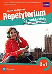 Repetytorium Ósmoklasisty Pearson: Podręcznik + Ćwiczenia (2w1)