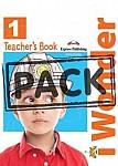 I Wonder 1 Teacher's Book + Posters