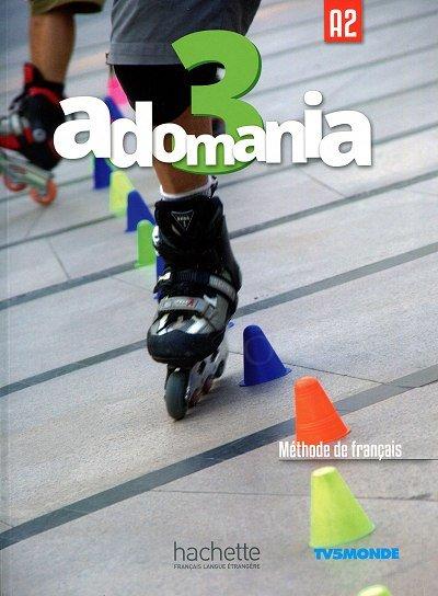 Adomania 3 podręcznik