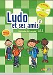 Ludo et ses amis Nouvelle 2 Methode de francais + CD