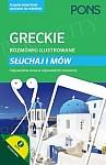 Greckie rozmówki ilustrowane Słuchaj i mów