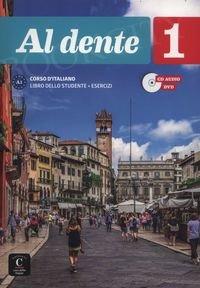Al dente Corso d'italiano 1 Podręcznik z ćwiczeniami + CD + DVD