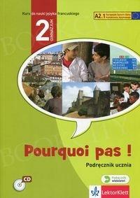 Pourquoi pas! 2 podręcznik