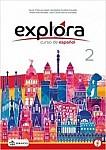 Explora 2 Podręcznik + CD dla kl.VIII