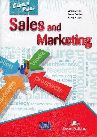 Sales & Marketing Student's Book + DigiBook
