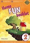 Storyfun 2 Starters Home Fun Booklet