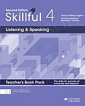 Skillful 4 Listening & Speaking Książka nauczyciela + kod online