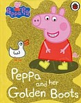 Peppa Pig Peppa and her Golden Boots