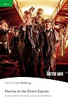 Doctor Who: Mummy in the Orient Express Book plus MP3CD