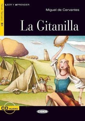 La Gitanilla Książka+CD