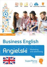 Business English - Marketing and advertising (poziom średni B1-B2) Książka + kod dostępu
