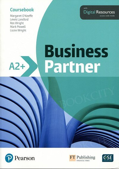 Business Partner A2+ Coursebook with Digital Resources