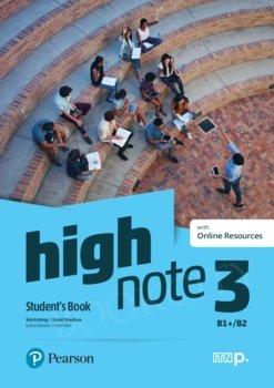 High Note 3 Student's Book + kod (Digital Resources + Interactive eBook)