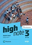 High Note 3 Teacher's Book plus płyty audio, DVD-ROM i kod dostępu do Digital Resources