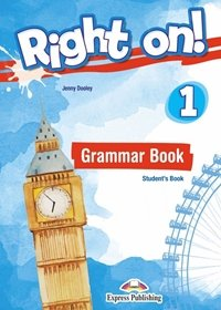 Right on! 1 Grammar Book (wersja dla ucznia) + kod DigiBook