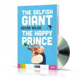 The Selfish Giant - The Happy Prince Książka+CD