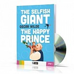 The Selfish Giant - The Happy Prince Książka+CD