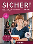 Sicher! Aktuell B2 Medienpaket (Płyta audio CD 2 szt.,płyta DVD 1 szt.)