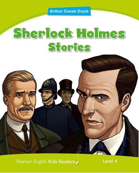 Sherlock Holmes Stories Książka