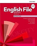 English File (4th Edition) Elementary Workbook without Key